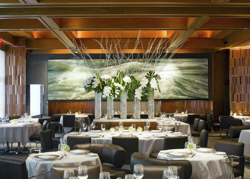 relates to New York City's Fine-Dining Crown Slips in Latest Michelin Rankings