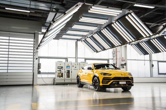 Lamborghini Will Drop$1.8 Billion onElectrifying ItsSupercars