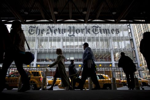 New York Times Shares Rise on Deal to Sell About.com Website