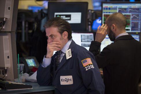 U.S. Stocks Decline on Europe Economic Data, Cyprus Concerns
