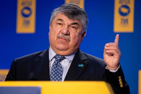 Labor Wants Biden to Put Cook or Spriggs on Fed, Trumka Says