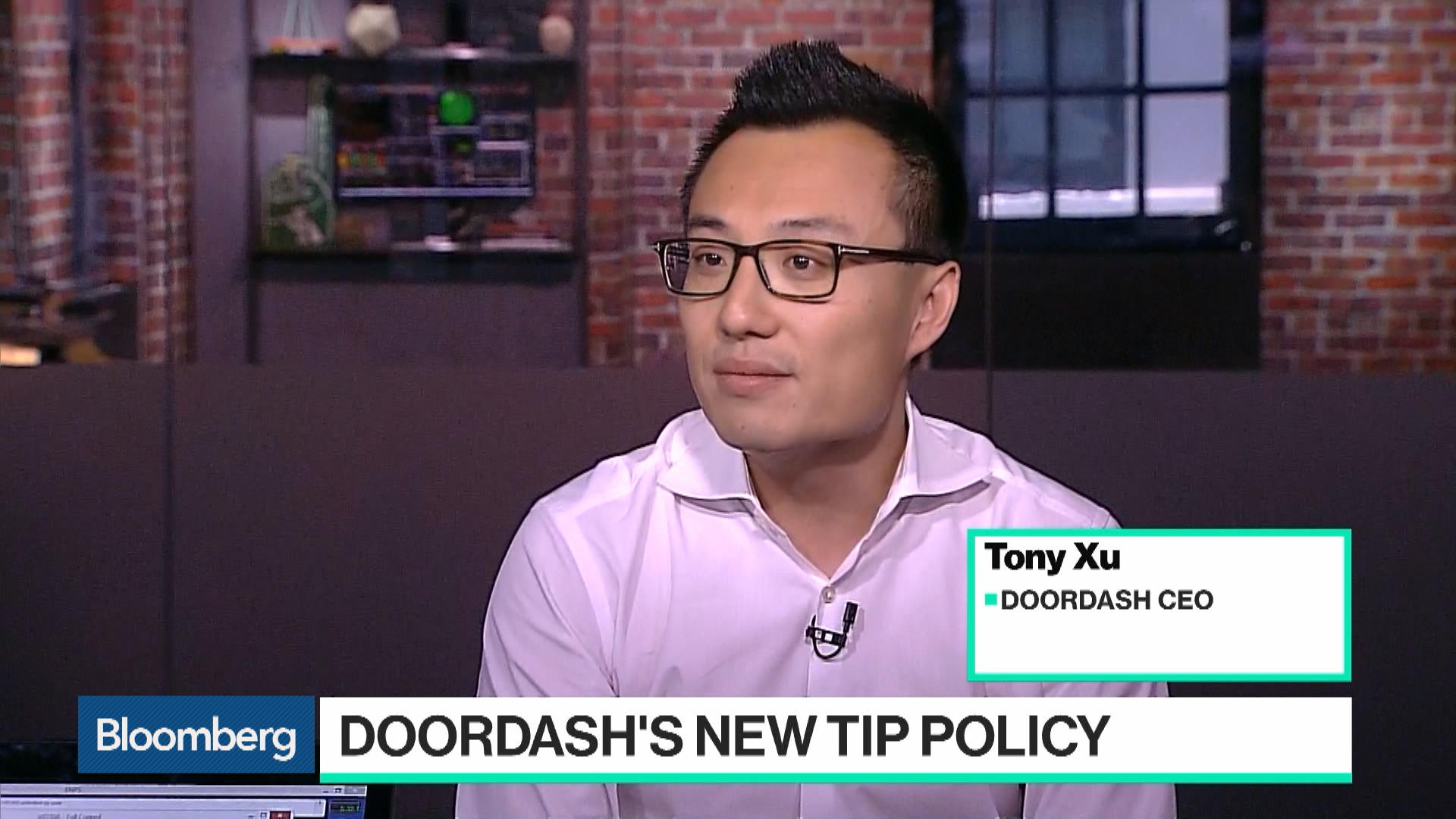 DoorDash CEO Tony Xu Outlines New Tip, Driver Pay Policy