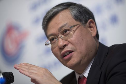 Cnooc Ltd. Chief Executive Officer Li Fanrong