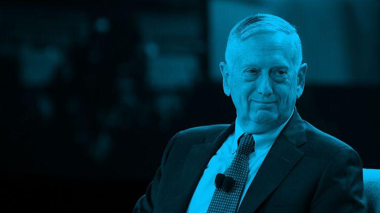 relates to Episode 22: James Mattis, Former Defense Secretary