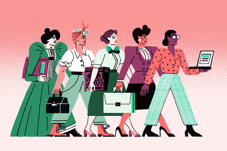 relates to Episode 2: The Surprising Origins of the Gender Pay Gap