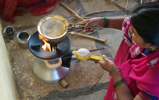 HomeStove trials in Osmanabad, India