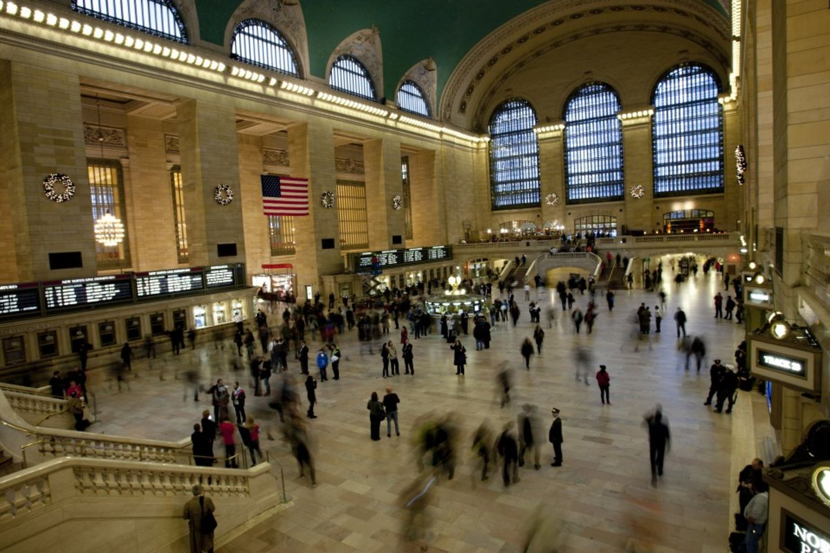 NYC's Grand Central Terminal Poised for $35 Million Sale to