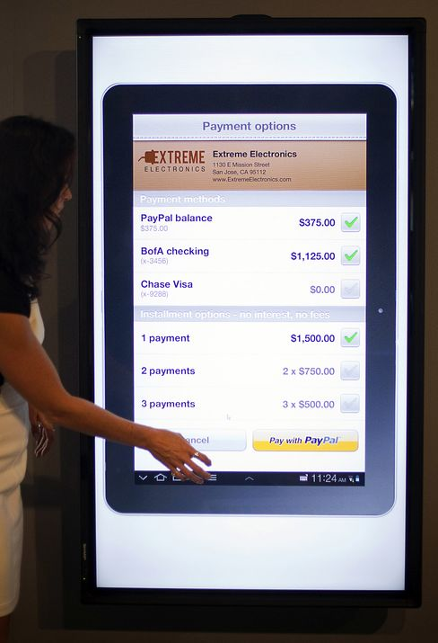 Mobile-Payment Startups With Zero Fees No Match for PayPal: Tech