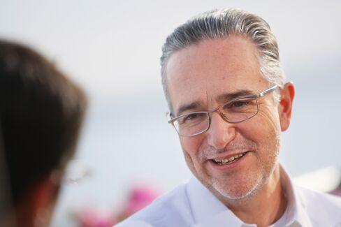 Grupo Elektra Chairman Ricardo Salinas