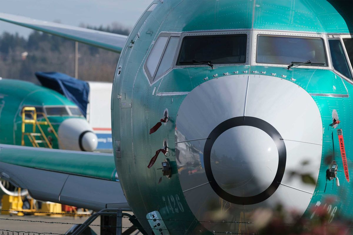 Boeing Approaches Citi for New Loan Amid Max Crisis