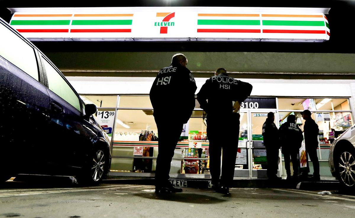 7-Eleven Is at War With Its Own Franchisees Over ICE Raids
