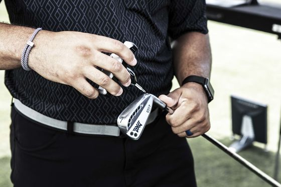 Getting Fitted for the Most Coveted Golf Clubs in the Game