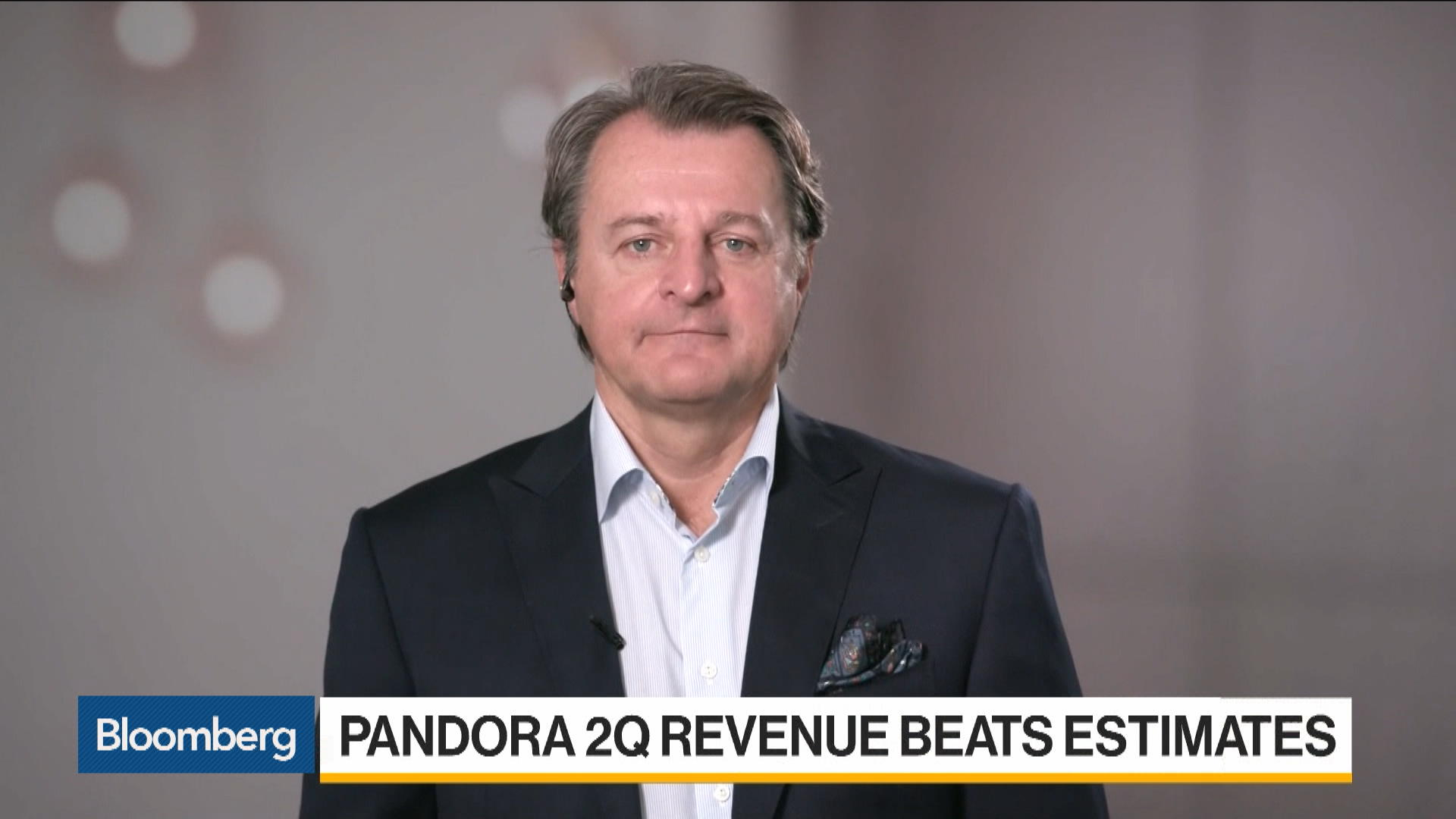 Still a lot of Work Ahead for Pandora, Says CEO