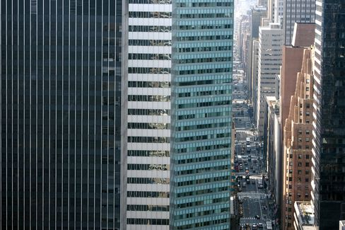 Midtown NYC Office Rents Slip as 'Silicon Alley' Favored