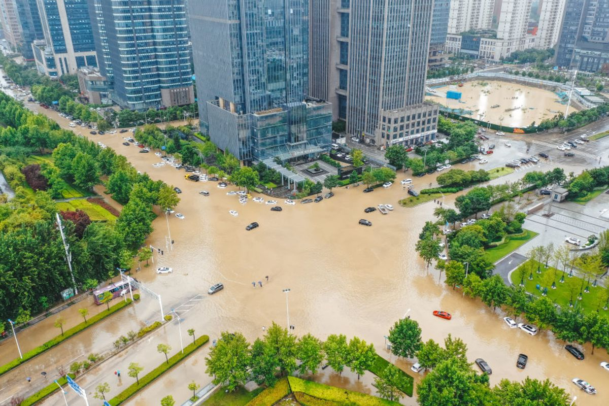 More People Live in Flood Zones Than Previously Thought