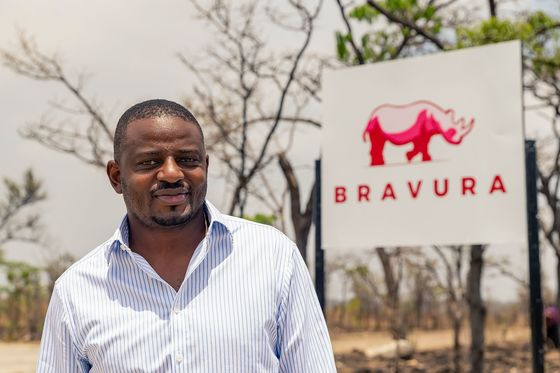 Nigerian Billionaire Plans to Dig Platinum Mine in Zimbabwe