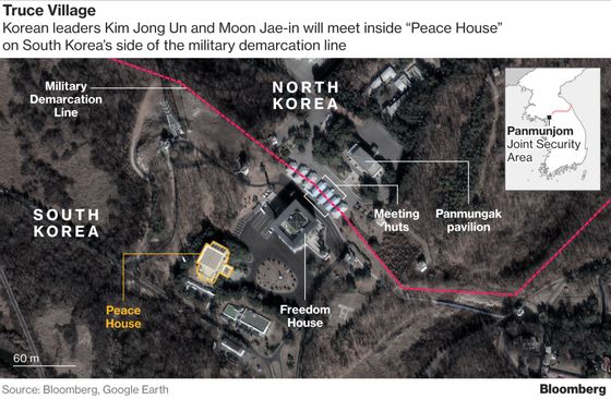 Panmunjom, the Korea Truce Village and Tourism Oddity: QuickTake