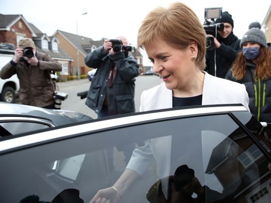 Scottish Political Drama Moves to Election After Ugly Few Weeks