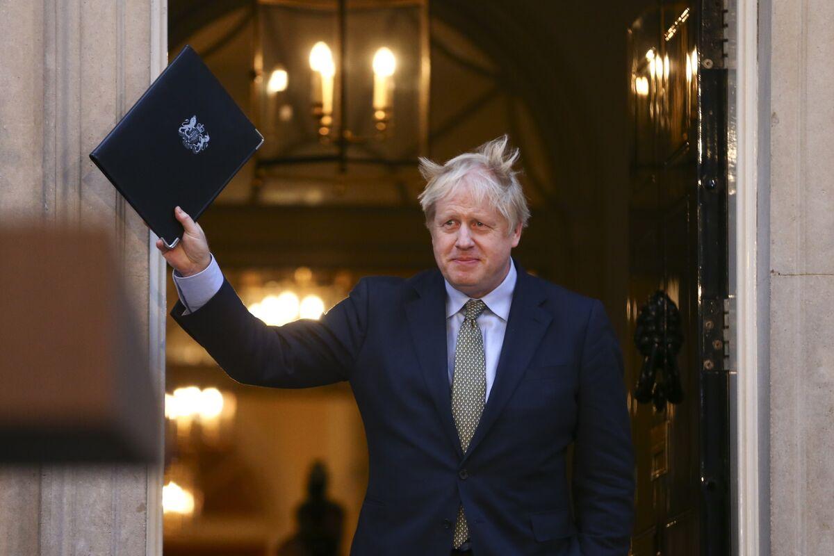 Johnson Victory Heralds Gradual End to U.K.'s Era of Austerity