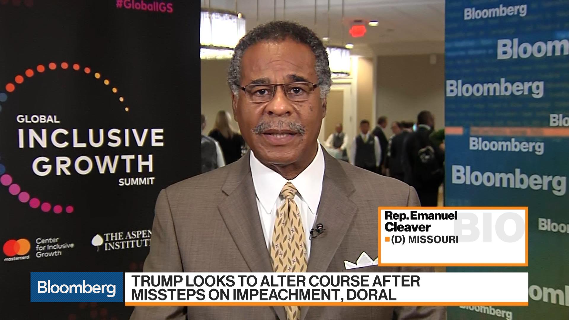 Impeachment Inquiry Better Off Behind Closed Doors: Rep. Emanuel