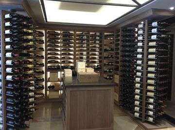 Wine Cellars Have Chilled Elevators