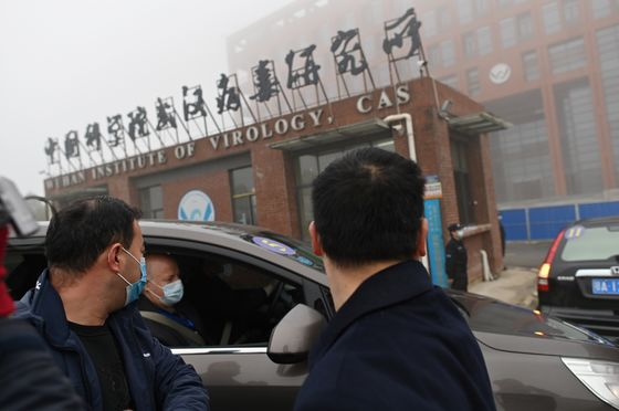 WHO Experts Visit Wuhan Lab at Center of Virus Conspiracy Theory