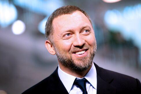 United Co. Rusal Chief Executive Officer Oleg Deripaska