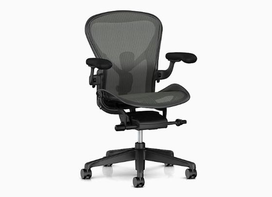 Psssst... Anyone Want a Wall Street Trader's Used Aeron Chair?