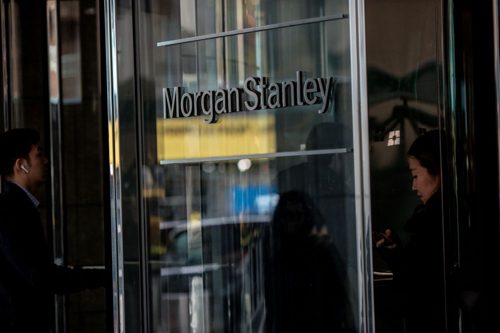 Morgan Stanley to Follow Goldman in Bet on Brazilian Fintech - Bloomberg