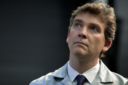 French Industry Minister Arnaud Montebourg