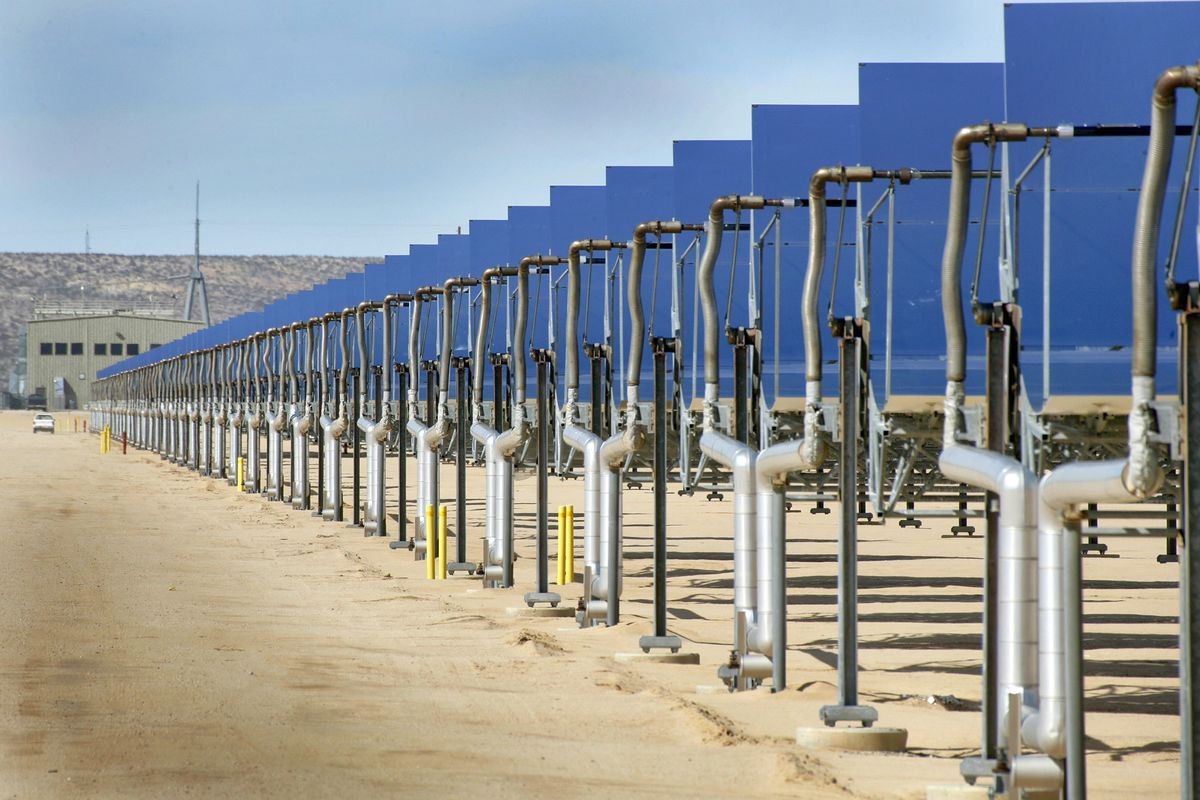 California Moves to Require 100% Clean Electricity by 2045
