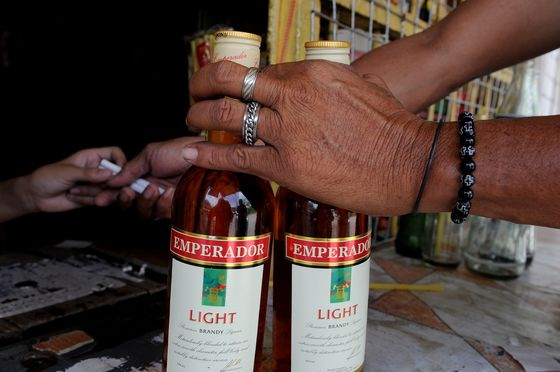Brandy Maker EmperadorMulls Second Listing in Singapore