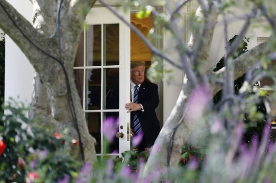 Trump's Loyalty Demands Met by 'Treason'Within His Inner Circle