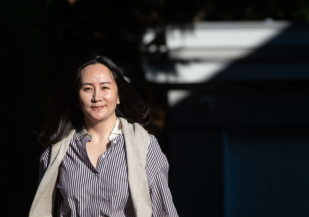Huawei CFO to Question Canadian Police in Extradition Case