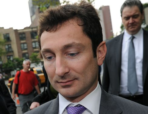 Former Goldman Sachs Vice President Fabrice Tourre