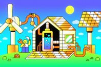 relates to How Your Water Heater Can Be a Secret Weapon in the Climate Change Fight