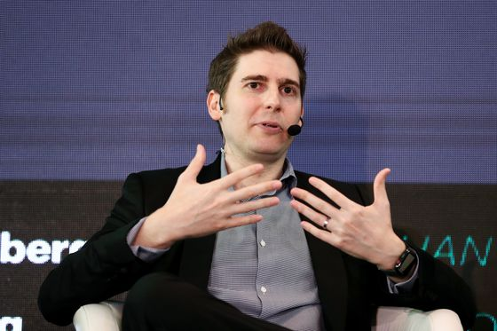 Facebook Co-Founder Sees More Regulation for Social Networks