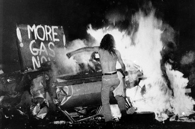 The Levittown Gas Riot