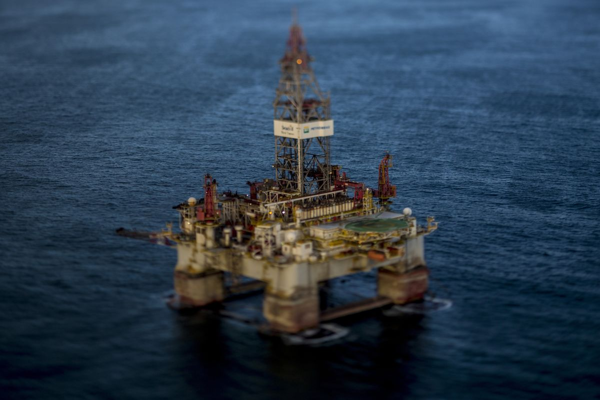 Petrobras Says Oil Spilled in Campos Basin in Espirito Santo