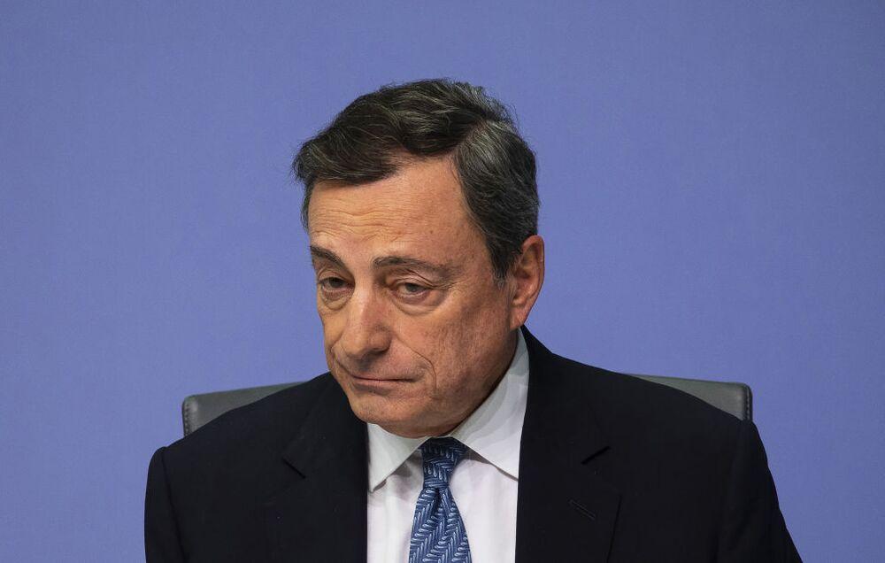 Mario Draghi, έχεις σοβαρό πρόβλημα