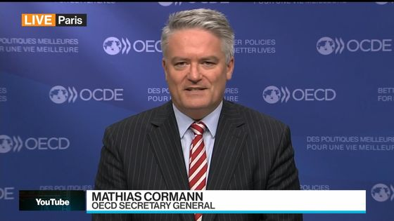 Global Tax Floor at 15% Is Significant Step, OECD's Cormann Says