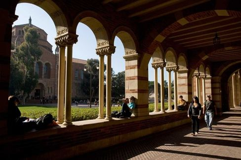 UCLA's Anderson School Has a Major Woman Problem