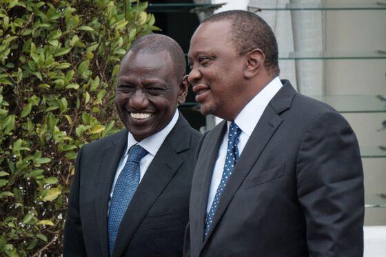 Stroke of a Pen Upsets Kenyan Deputy's Presidential Ambitions