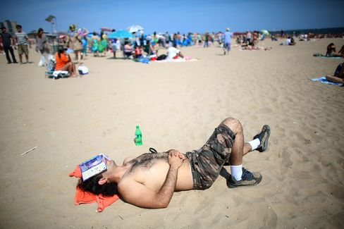Eastern U.S. Heat Wave May End This Weekend With Thunder Storms