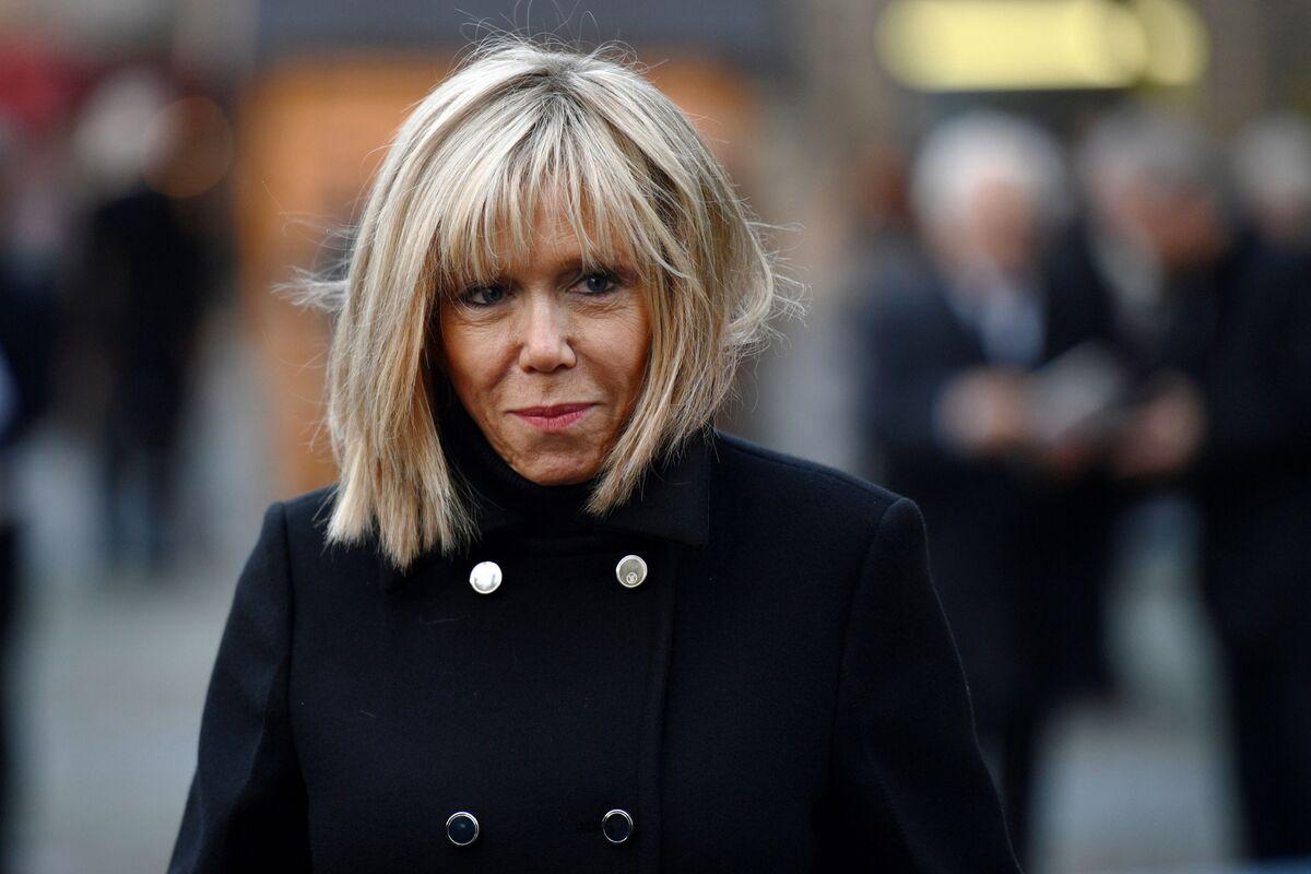 Brigitte macron profile: macrons wife the singular woman behind
