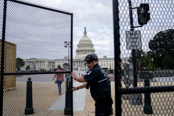 Law Enforcement on High Alert for Saturday's Capitol Protest