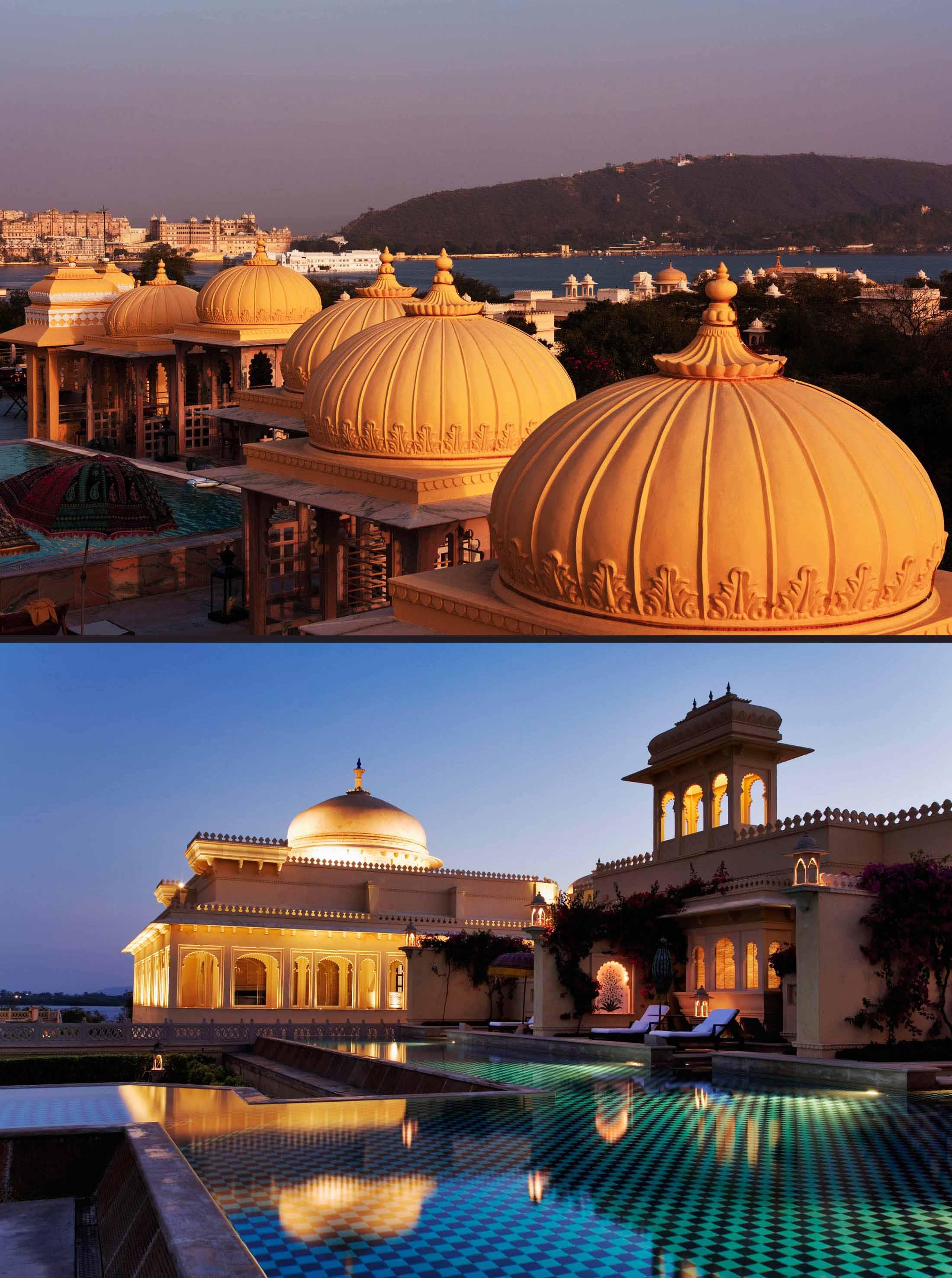 Oberoi Udaivilas Hotel, Udaipur