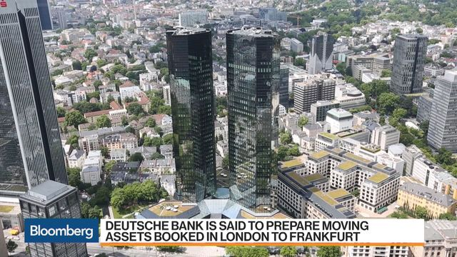 Image result for photos of Frankfurt Deutsche Bank headquarters