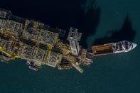 relates to Oil Majors Hunt for One Last Big Discovery Along Coast of Brazil