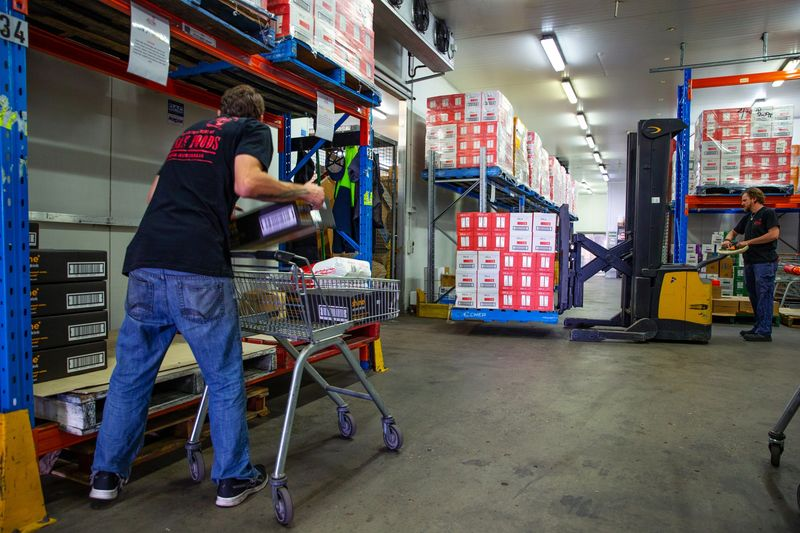 Operations At Artisan Foods Distribution Warehouse As Australia Gives Up On Sugar